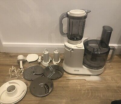 Kenwood Food Processor FP505 Includes Liquidiser, Plates And Mixing Attachments • 32£