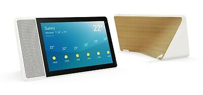AU150 • Buy Lenovo Smart Display 10  With Google Home Assistant - (White/Bamboo)