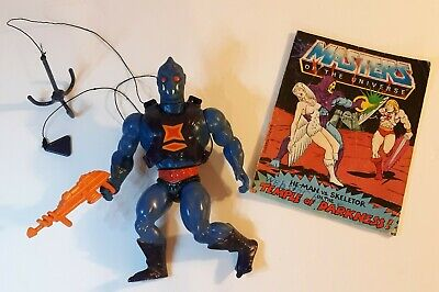 $29.99 • Buy Webster Complete Masters Of The Universe He-Man Action Figures