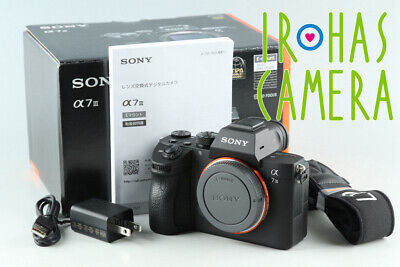 $ CDN2135.35 • Buy Sony α7 III / A7 III Digital Camera With Box *JP Language Only* #30407 L2