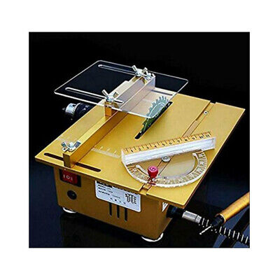 £125.85 • Buy Table Saw Handmade Woodworking Bench Lathe Electric Polisher Grinder Cutting Saw