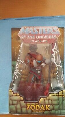 $80 • Buy Masters Of The Universe Classics Zodak With 2000X Head