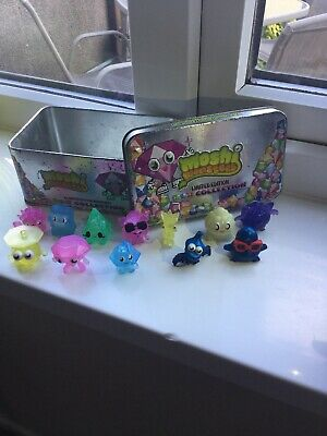 Moshi Monsters Rox Tin - 8 Rox Moshlings And 4 More Special Edition Ones - • 3£