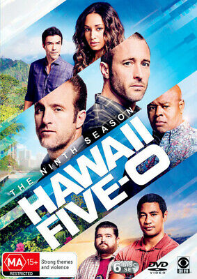AU40.99 • Buy Hawaii Five-0 (2010): Season 9 (2019) [new Dvd]