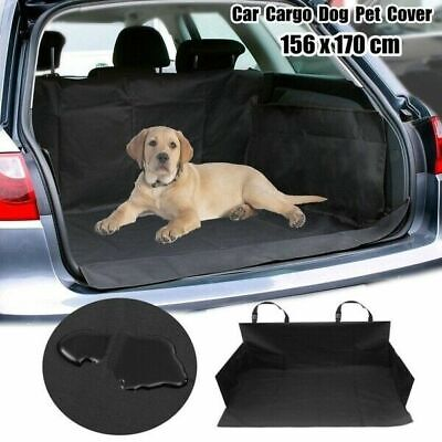 AU49.99 • Buy Pet Dog Car Boot Seat Cover Liner Mat Protector Oxford Waterproof Accessories