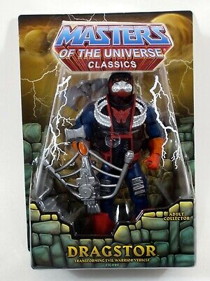 $19.99 • Buy *DAMAGED PACKAGE* Masters Of The Universe Classics DRAGSTOR Evil Warrior MOTU