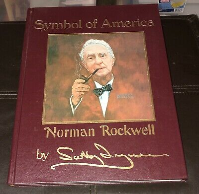 $ CDN85.28 • Buy Symbol Of America Norman Rockwell By Scott Ingram 1982 Signed First Edition #34