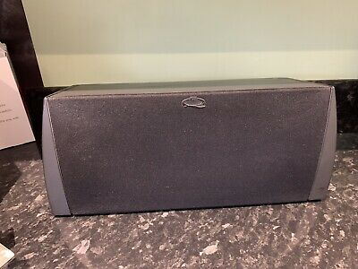 KEF Q95c Center Chanel Speaker In Grey. • 30£