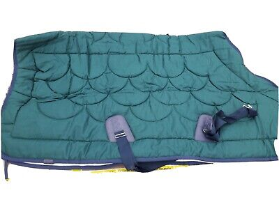 Fal Pro Tasker Stable Rug,  350g Fill  Std.Neck, Green, All Sizes • 69.99£