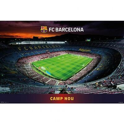 FC Barcelona Poster Stadium 6 Official Merchandise • 8.89£