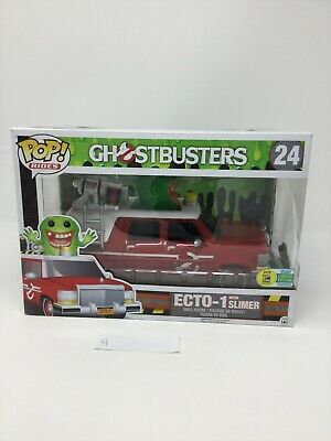 Funko Pop! Ecto-1 With Slimer Ride From Ghostbusters #24 - Official Sticker • 44.99£