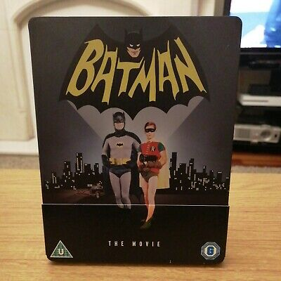 Batman 1966 The Movie Steelbook UK Exclusive  • 9.99£