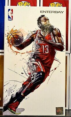 $197.70 • Buy Enterbay 1/9 Motion Masterpiece Series 1 James Harden
