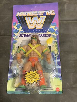 $15.20 • Buy WWE Masters Of The WWE Universe Ultimate Warrior NEW