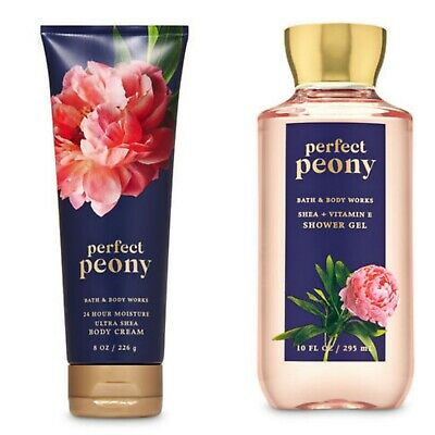 £24.99 • Buy Bath And Body Works Perfect Peony Body Care Gift Set
