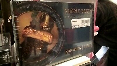 WARHAMMER LORD OF THE RINGS DWARF RANGERS GAMES WORKSHOP MISB Mint Sealed In Box • 40£