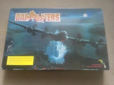 Rare Dambusters By Tucann World War 2 Complete Escape Colditz Avalon Hill Second • 59.99£