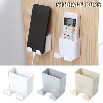 AU8.51 • Buy TV Air Conditioner Remote Control Holder Case Wall Mount Phone Holder Storage ME