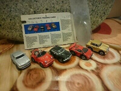 Original Micro Machines Luxury Sports Cars • 5£