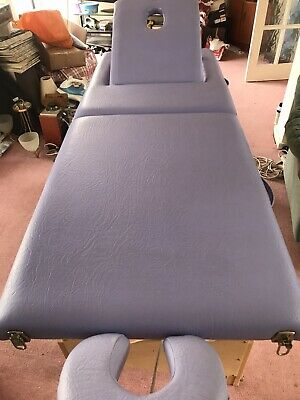 Portable Massage/Beauty Couch • 30£