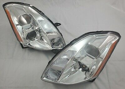$180 • Buy For 2004 2005 2006 Nissan Maxima Complete Direct Replacement Headlight Set NEW