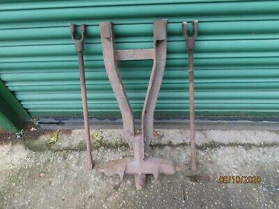PART OF A PICK-UP HITCH FOR A FORD 3000 Tractor  • 50£