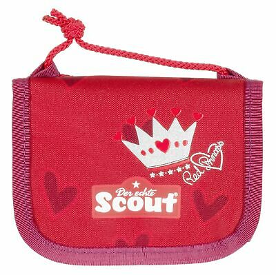 Scout Brustbeutel Neck Pouch Red Princess • 10.58£