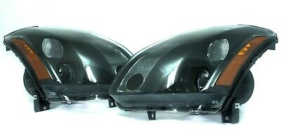 $175 • Buy FOR 2004 2005 2006 Nissan Maxima Complete Direct Replacement Headlight Set NEW