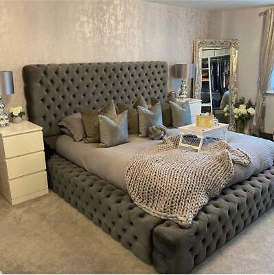 £559.99 • Buy Top Quality  Ambassador  Park Lane Full Chesterfield Bed Double King Superking