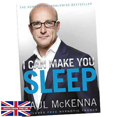 I Can Make You Sleep[Download Code Included] - Paul McKenna (2009, Paperback) • 12.75£