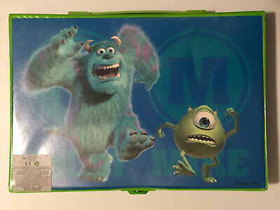 £7.95 • Buy Disney Store Monsters Inc Stationery Set In Fold Out Box NEW Unused