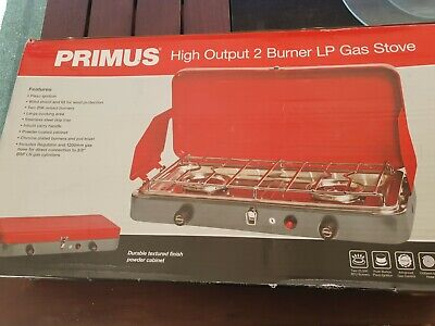 AU150 • Buy Primus High Output 2 Burner LP Gas Stove RRP $251.95