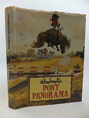 £8.99 • Buy Thelwell's Pony Panorama By Thelwell Hardback Book The Cheap Fast Free Post