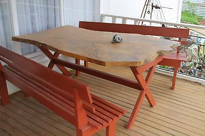 AU350 • Buy Solid Timber Outdoor Setting