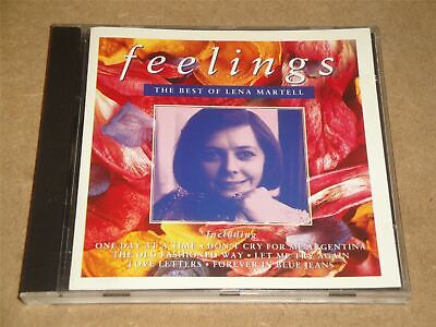 £2.99 • Buy Lena Martell – Feelings CD Album