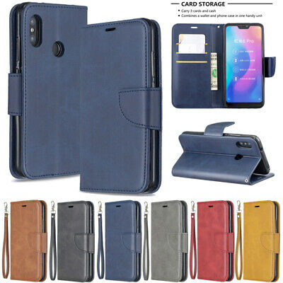 AU14.89 • Buy For Xiaomi Poco X3 NFC Mi9 Redmi8T Magnetic Flip Leather Wallet Stand Case Cover