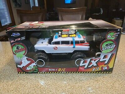 Ghostbusters ECTO-1 4x4 Monster Truck R/C 35th Year Anniversary Jada Toys NEW • 94.03£