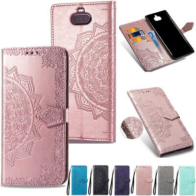 AU12.28 • Buy For Sony Xperia 10 10Plus XZ3 XZ4 Magnetic Flip Leather Wallet Stand Case Cover