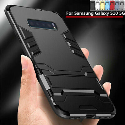 AU14.58 • Buy For Samsung S7 S10(5G) A8 J2 Pro Case Luxury Heavy Duty Hybrid Armor Stand Cover