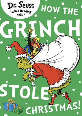 £6.99 • Buy How The Grinch Stole Christmas By Dr Seuss Christmas Kids Book