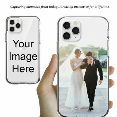 AU16.95 • Buy Silicone Cover Case Custom Personalised Photo Image