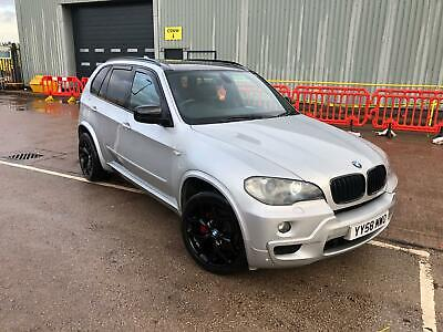 2009 Bmw X5 3.0 D M Sport Full History Px Welcome Cash Eather Way • 7,695£