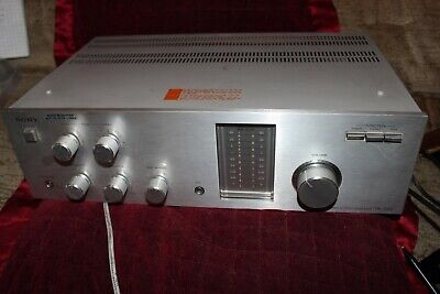 Sony TA-333 Stereo Integrated Amplifier • 105.99£