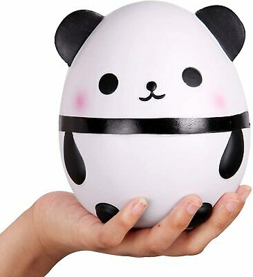 AU60.63 • Buy Anboor Squishies Panda Egg Jumbo Squishy Slow Rising Squeeze Toys Scented Kawaii