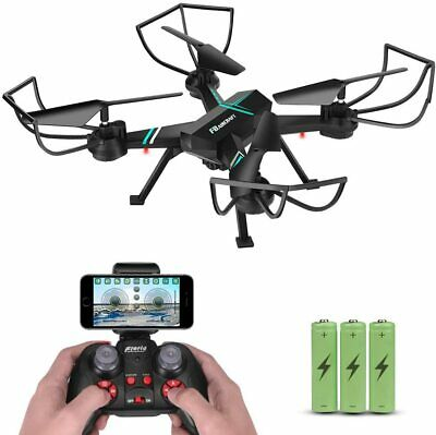 AU111.94 • Buy 720P HD Drone With Camera For Adults Beginners Kids, JoyGeek FPV RC Remote