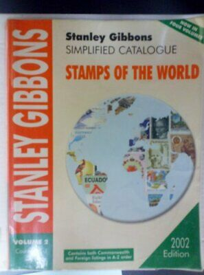 £19.99 • Buy Simplified Catalogue Of Stamps Of The World: Co... By Gibbons, Stanley Paperback