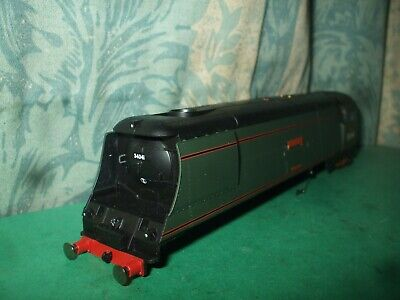 Hornby Ex Sr Unrebuilt West Country Class Loco Body Only - Wilton • 49.75£
