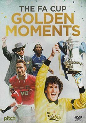 £3.49 • Buy The FA Cup Golden Moments - DVD  3VVG The Cheap Fast Free Post