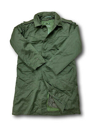 £19.99 • Buy Serbian Winter Army Parka, Lined Classic Style