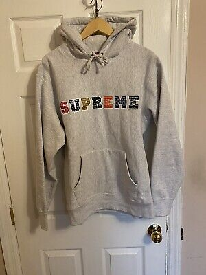 $ CDN314.71 • Buy Supreme The Most Hoodie Size Large